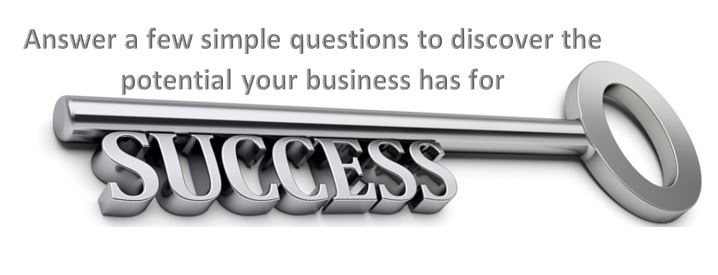 Take our business test to determine your potential!