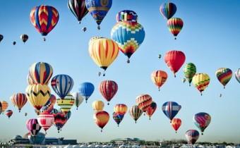 hot air balloon marketing