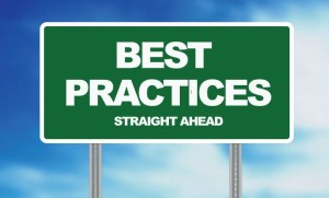 Quick Tip 4 Best Practices
