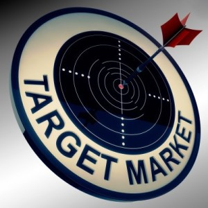 Stop the shotgun approach and take aim at your target market!
