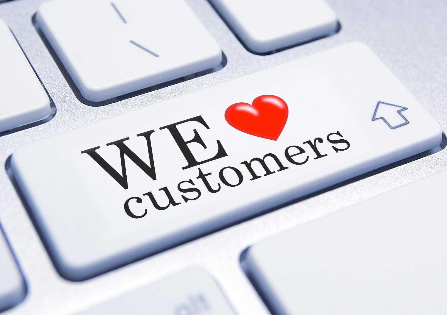 Keep customers forever! – Crystel Clear