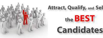 Attract, qualify, and hire the best candidates