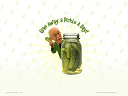 Give them the pickle